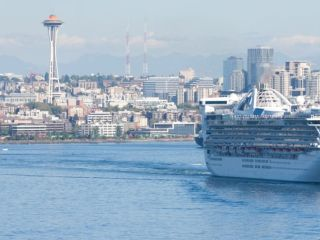 Seattle Cruise Stay